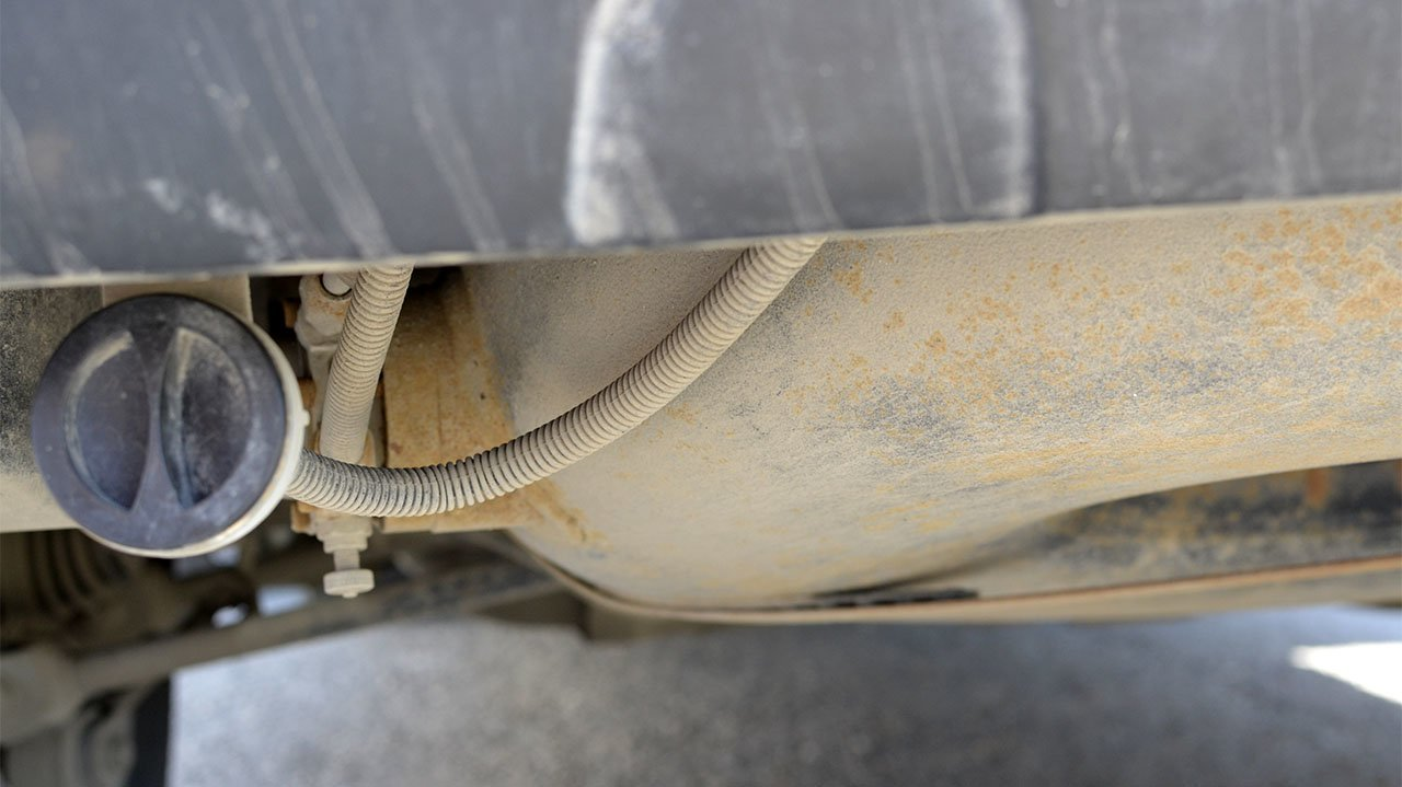 Какой штраф за газ на авто