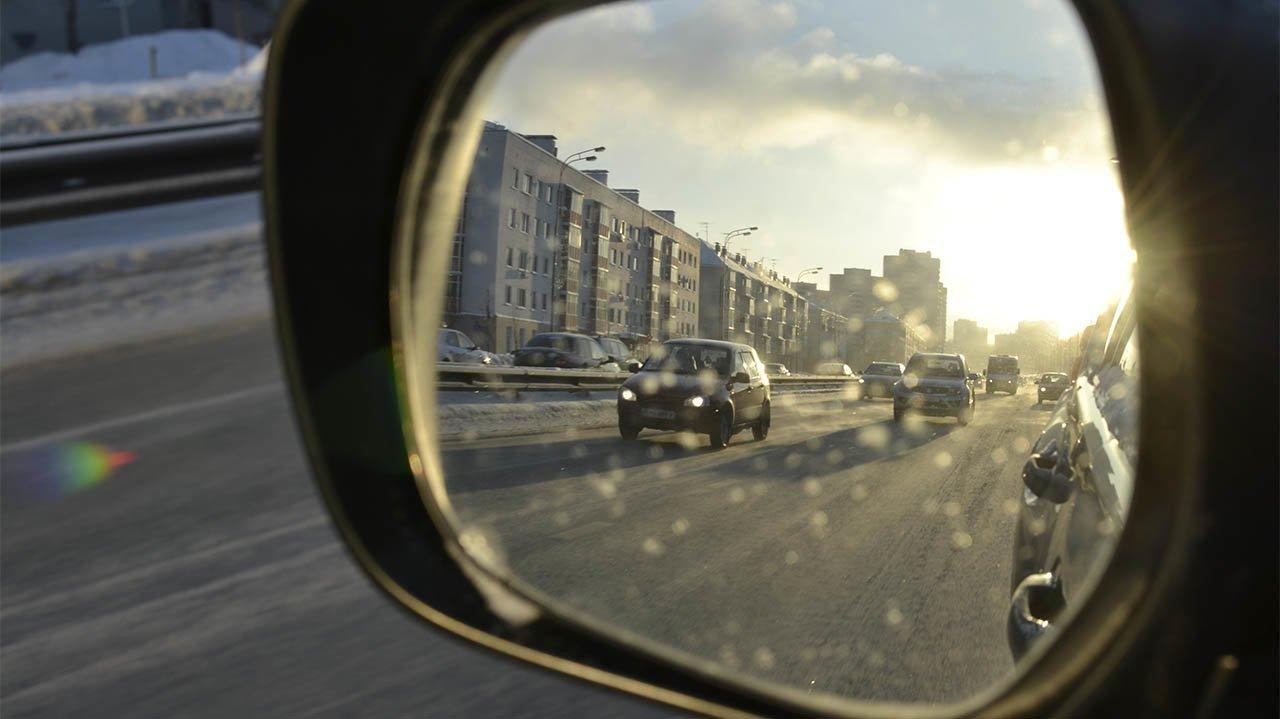 Нарушение правил регистрации транспортных средств