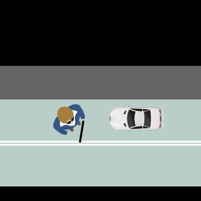 Штраф за непредоставление пешеходу