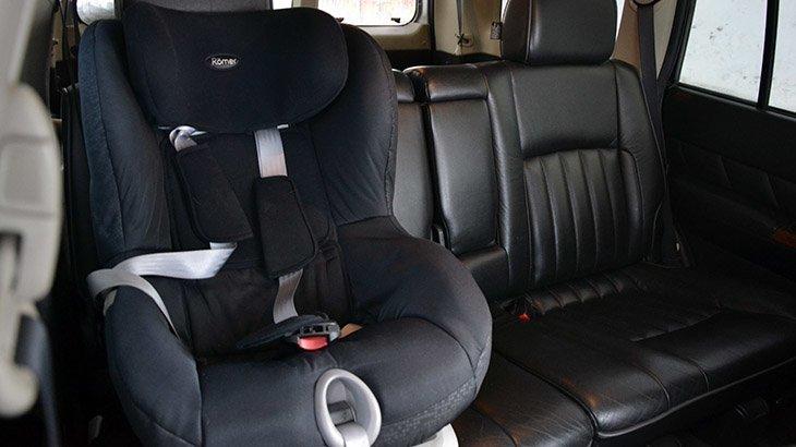 Штраф за ребенка без кресла 2020 сумма